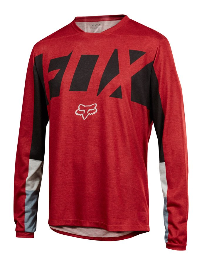 Fox Indicator LS Drafter Jersey