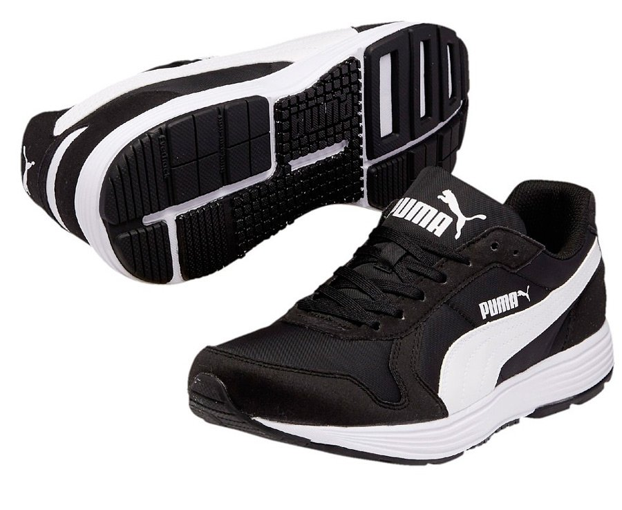 40% Puma FTR ST Runner NL Стремительный силуэт роднит кроссовки ST Runner с  моделями, предназначенными для любителей бега, вписываясь в общую концепцию  ... f8d18894731