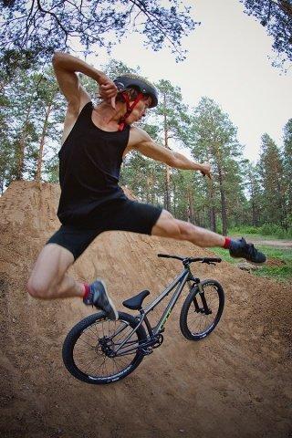 Блог компании Триал-Спорт: Байкчек GT La Bomba 2015 Евгения Курникова