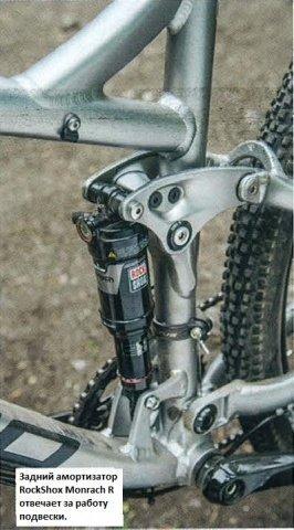 Блог компании Триал-Спорт: Norco Fluid получает оценку 9 из 10 баллов от английского журнала Mountain Bike Rider
